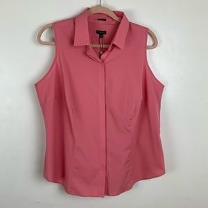 NWT Talbots | Button Up Tank